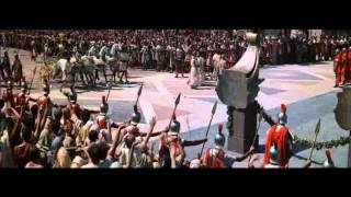 Imperial Roman Triumph from Ben-Hur
