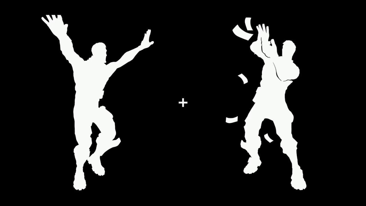 Combining Dances In Fortnite Battle Royale Youtube