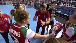 Magyarország - Norvégia, Junior VB, 2018. 07. 08.