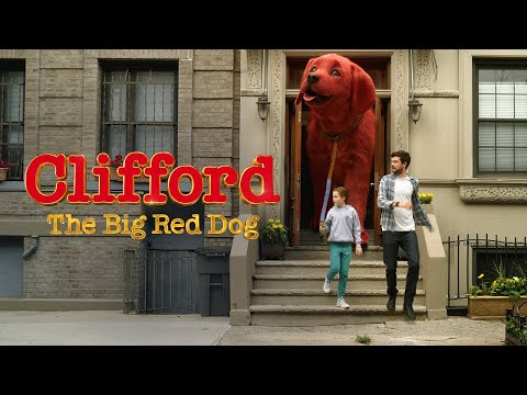 Clifford the Big Red Dog (2021) - Official Trailer - Paramount Pictures