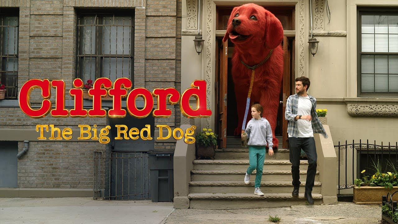 Download Clifford the Big Red Dog (2021) - Official Trailer - Paramount Pictures