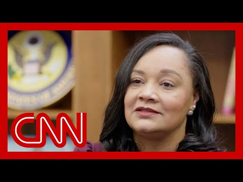 Rep. Nikema Williams: It's my turn to pick up the mantle