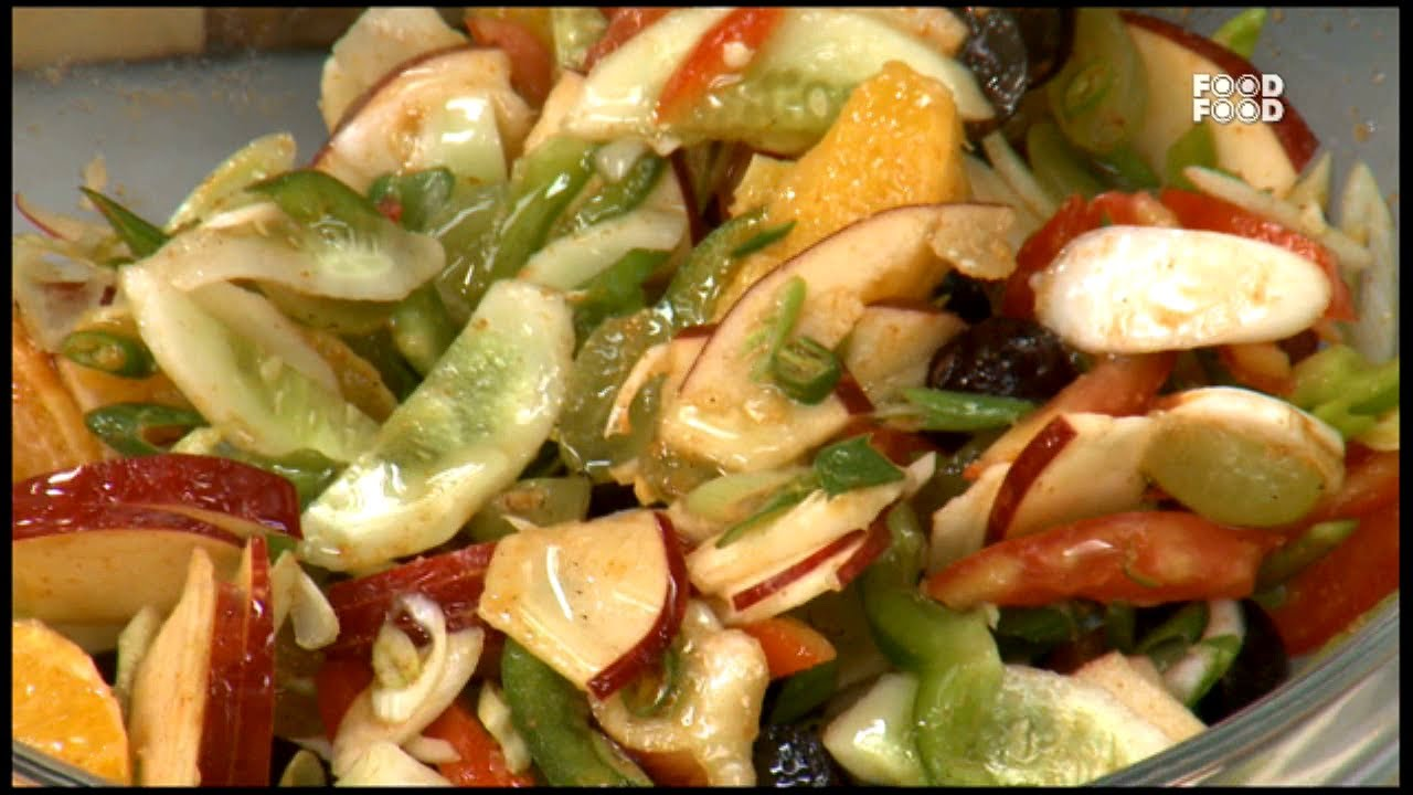 Spice salad sanjeev kapoors kitchen youtube forumfinder Gallery