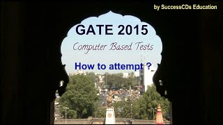 Gate 2015 Computer Based Test - Mock Test Explains All