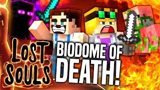 Minecraft - BIODOME OF DEATH! - Lost Souls #27