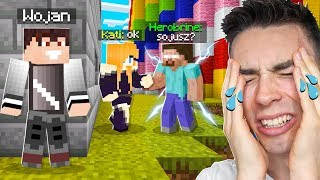 KATI ma SOJUSZ z HEROBRINE w Minecraft!