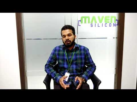 Maven Silicon VLSI Training Institute Review :: Shanoof Basith got placed at L&T Technology Services