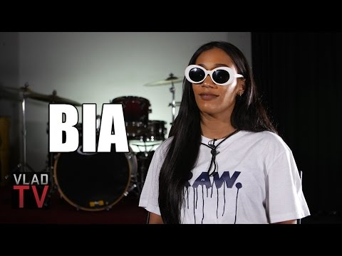 "Bia on Making Trap Music: ""Pretty Girls Aren't Allowed to Talk Dirty"""