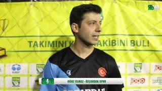 Özçardak Spor - Yamanlar Röportaj / İZMİR / iddaa Rakipbul Ligi 2015 Açılış Sezonu
