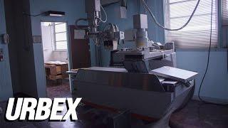 Exploring an Abandoned Tuberculosis Sanitarium