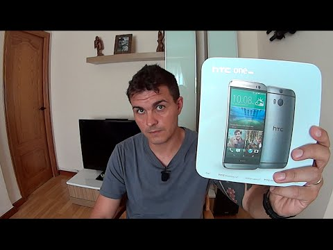 Impresiones finales HTC ONE M8S