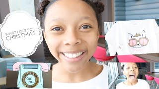 What I Got For Christmas 2019! | Marsaille Wells