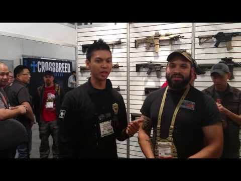 Carl and Jet the Desert Fox from SHOT Show