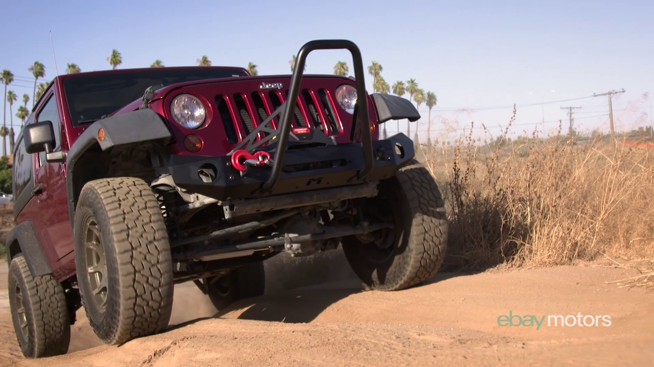 eBay Motors Offroad Accessories - YouTube