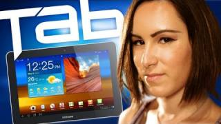 Sexiest Samsung Galaxy Tab 10.1 Unboxing Yet