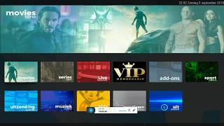 Easy2use update installeren op Kodi platform