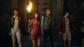 'Dora And The Lost City Of Gold' Official Trailer (2019) | Isabela Moner, Michael Peña