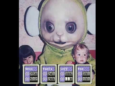 Cursed Images But With Earthbound Music Youtube