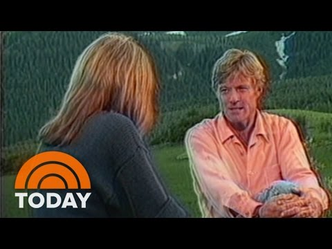 Flashback: Gloria Steinem's 1986 Interview With Robert Redford | TODAY