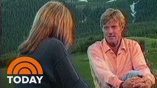 Flashback: Gloria Steinem's 1986 Interview With Robert Redford | TODAY