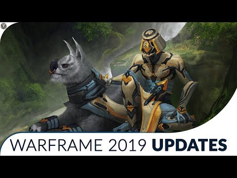 Warframe: What To Expect in 2019 (Prime Vault Giveaway) thumbnail