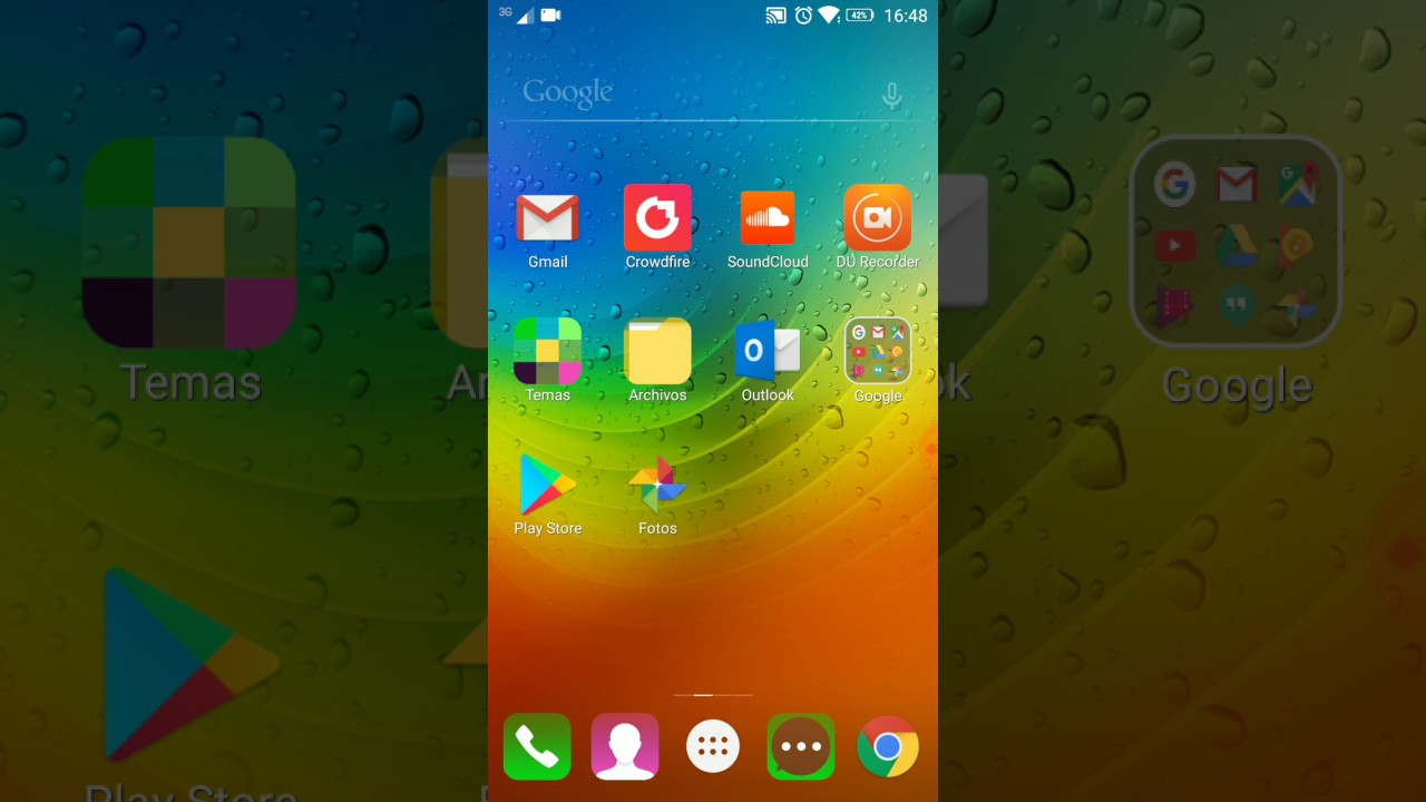 Power Gallery on Lenovo K6 easy and quick tutorial