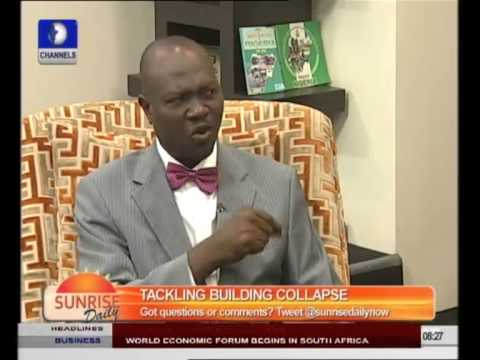 Expert Lists Factor Responsible For Building Collapse - Part 2