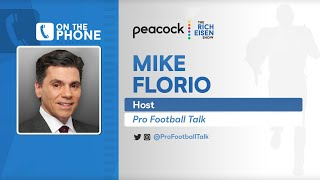 PFT's Mike Florio Talks & 49ers, Belichick, Bears, Broncos More with Rich Eisen | Full Interview