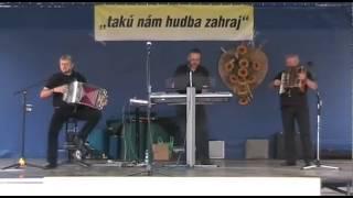 Koncert hudobnej skupiny Veselá trojka