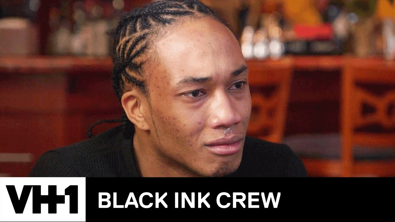 Genesis Opens Up To Ceaser Is Brought To Tears Black Ink Crew Youtube
