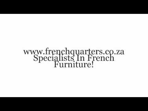 Exclusive French Furniture Pretoria South Africa. Exclusive Sale Of French Furniture.