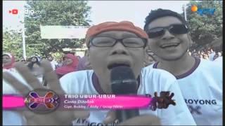 Video Trio Ubur-Ubur - Cinta Ditolak (Live on Inbox) download MP3, 3GP, MP4, WEBM, AVI, FLV Januari 2018