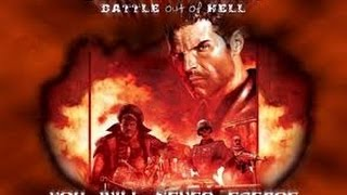 Painkiller: Battle out of hell Full game playthrough/walkthrough