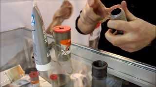 видео Лен сантехнический и мастику