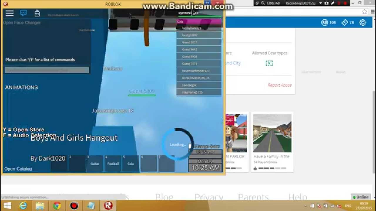 Roblox Fly Script/Hack (Patched)