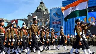India independence day Parade 2018 HELL MARCH  INDIAN ARMY NAVY AIRFORCE