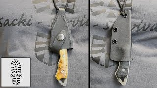 Das Sacki Neck Knife - Die Sondermodelle