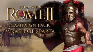 Обзор DLC Campaign Wrath Of Sparta для Total War:Rome II
