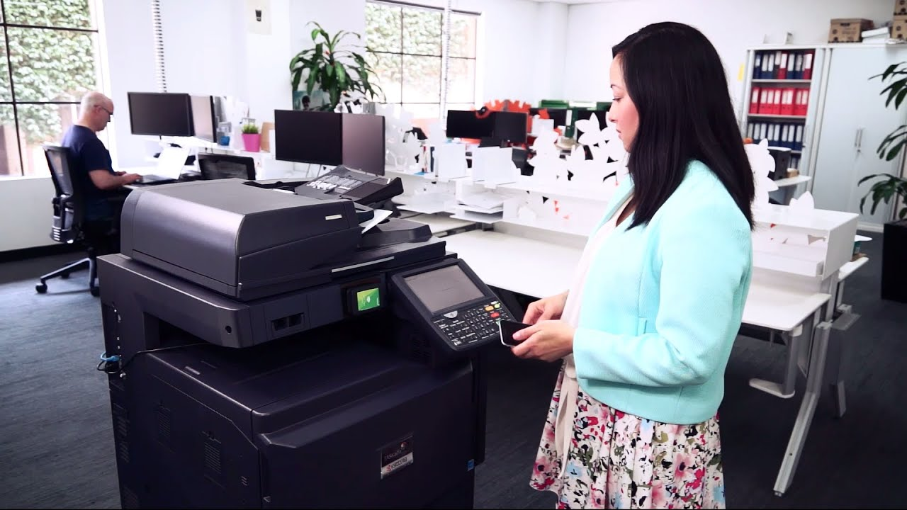 PaperCut MF - print, copy and scanning control for Kyocera MFDs