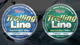 Рыболовная леска для троллинга Trolling Line(, 2016-04-18T20:09:04.000Z)