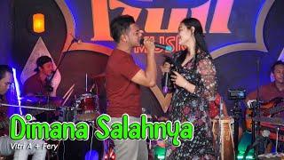Download lagu kendang cilik - DIMANA SALAHNYA ~ Vitri A + Fery  ||  Izull Music
