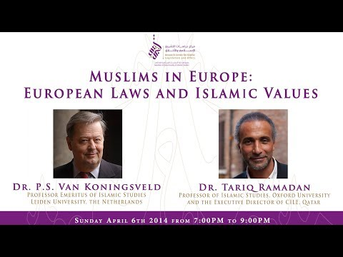 "CILE Public Lecture ""Muslims in Europe: European Laws & Islamic Values"" 06/04/2014"