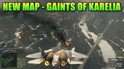 Giants Of Karelia Map - BF4 Mech Factory! | Battlefield 4 Final Stand DLC