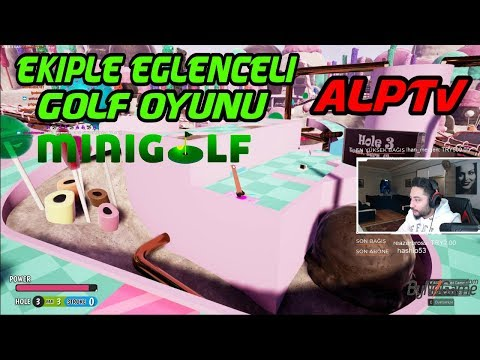 ALP EKİPLE GOLF
