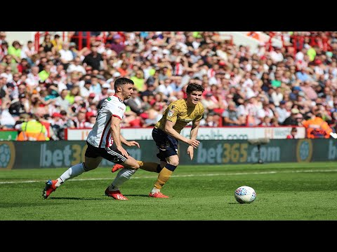 Highlights: Sheffield United 2-0 Forest (19.04.19.)