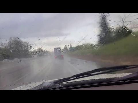 Granizo (hail) @3pm in San Fernando, Ca -_-