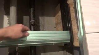 Мебельные роллеты, жалюзи (установка)(Мебельные роллеты, жалюзи. Один из вариантов использования - сантехнические роллеты. Т.е. когда нужно спрята..., 2016-02-20T20:06:14.000Z)