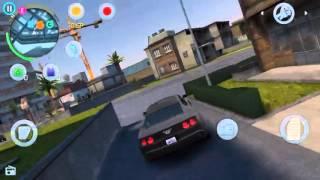 [Gangstar Vegas] Gangstervegas!!!!!flying car ford mustang