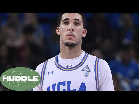LiAngelo Ball SUSPENDED INDEFINITELY by UCLA; Is His Career Over?  The Huddle