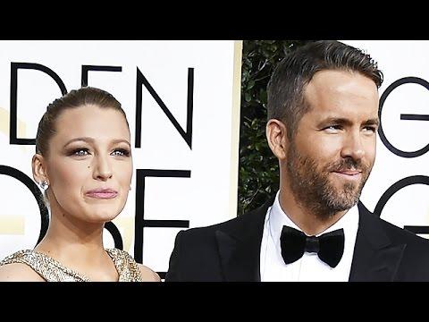 Ryan & Blake: Golden Globes Hottest Couples &...